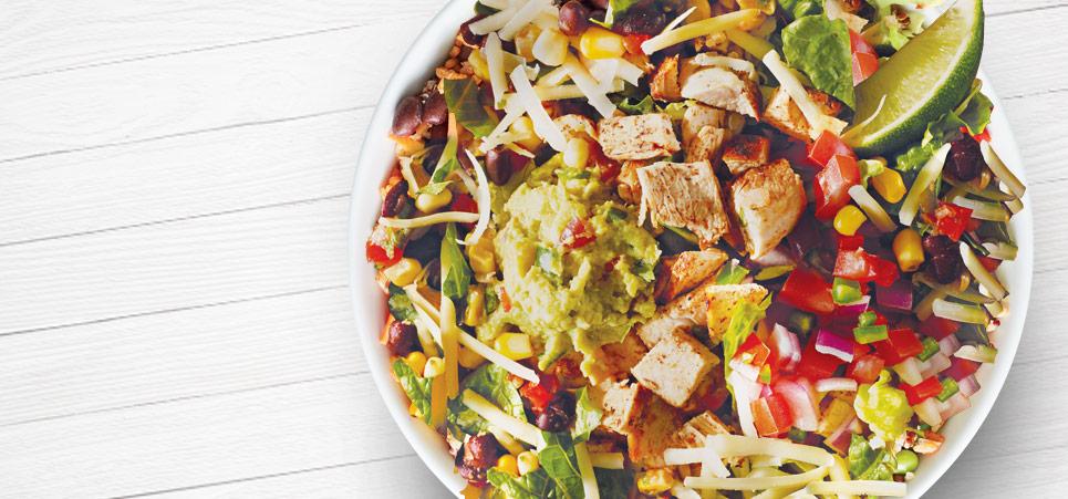 Taquiera Salads
